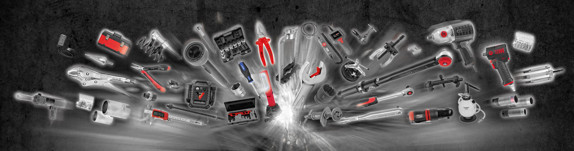 Hand tools catalogue | Industry and trade | Products | KS Tools