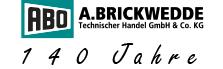 Jubiläum, A. Brickwedde GmbH & Co. KG