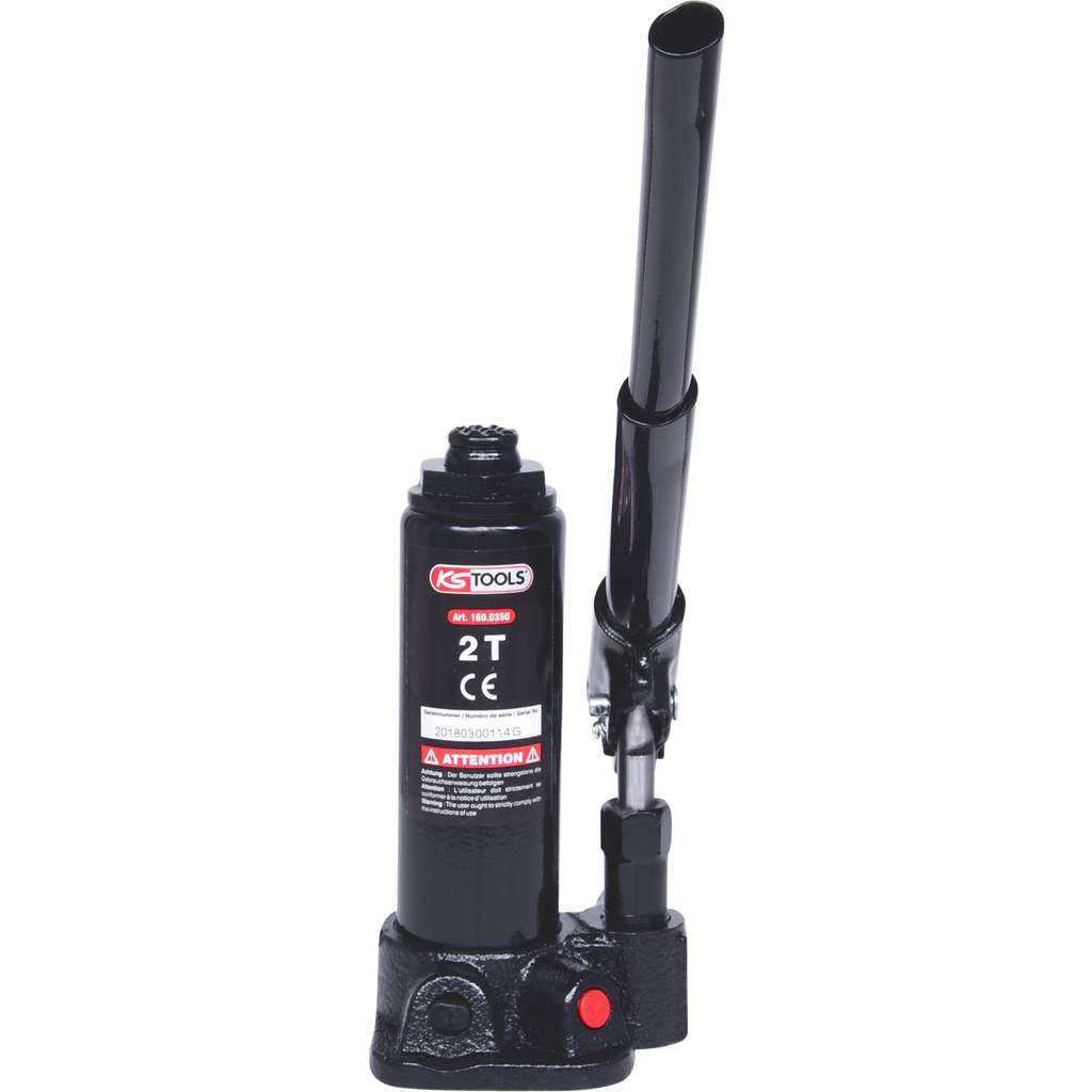 5t KS Tools 160.0352  Hydraulic bottle jack