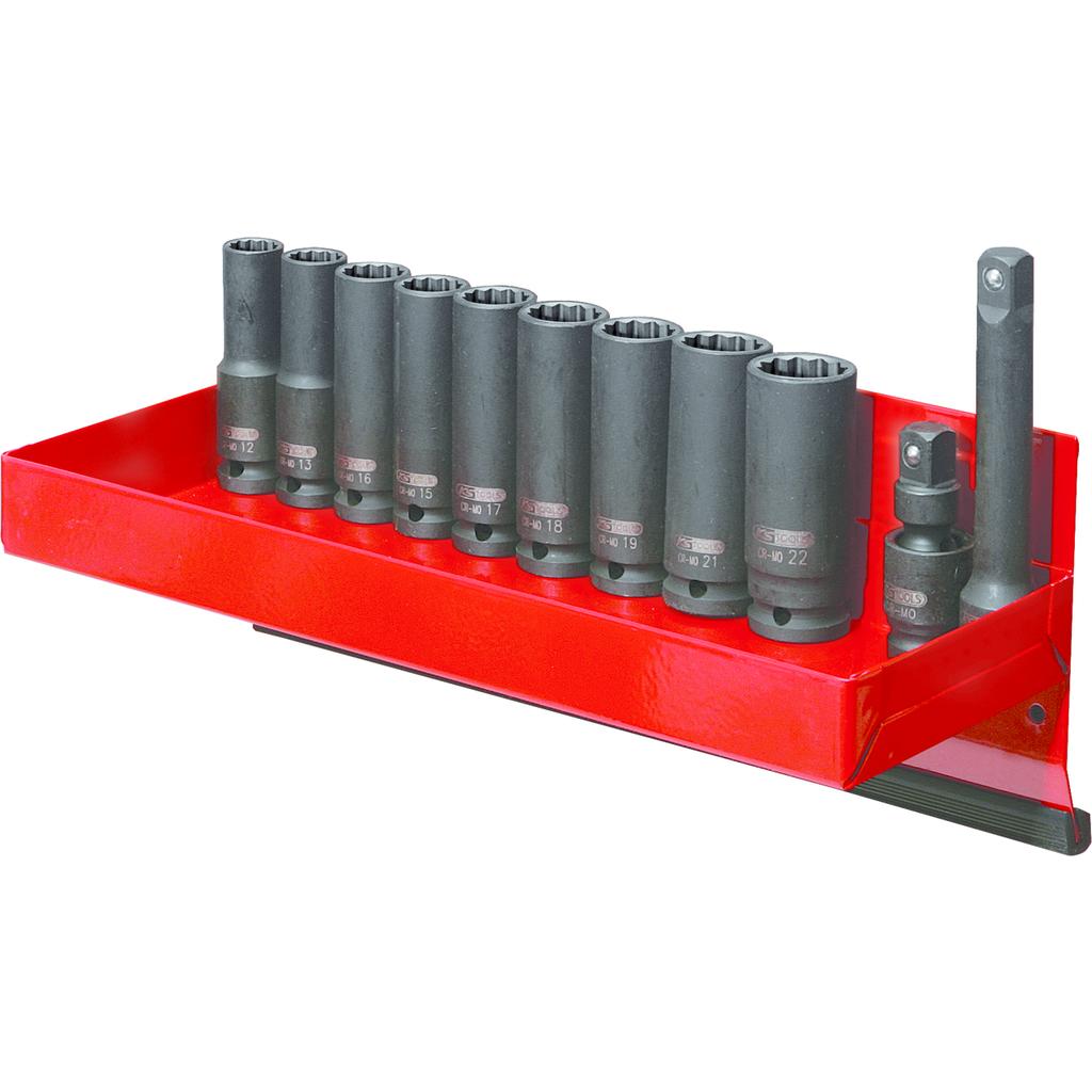 "515.0945 lang KS TOOLS 1//2/"" 12-kant-Kraft-Stecknuss 13 mm"