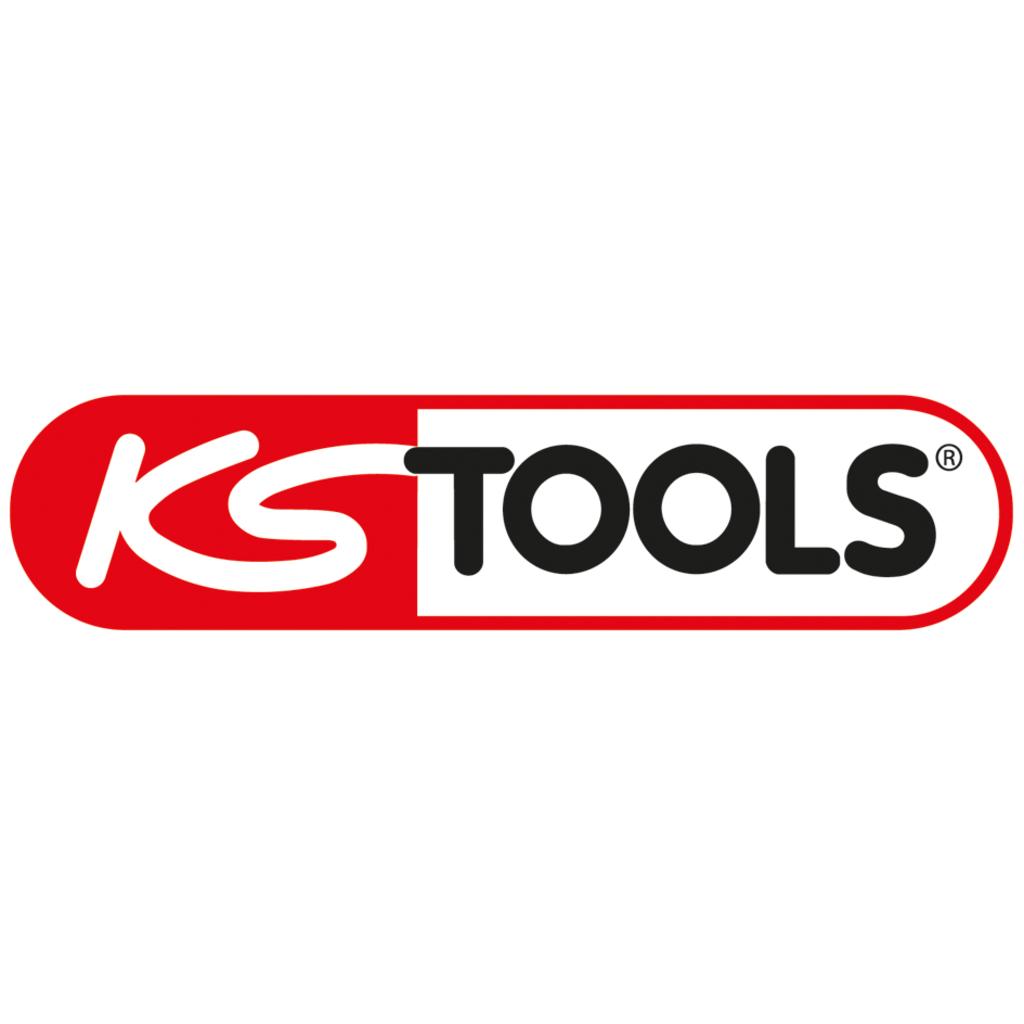 ks logo aufkleber fan shop produkte ks tools. Black Bedroom Furniture Sets. Home Design Ideas