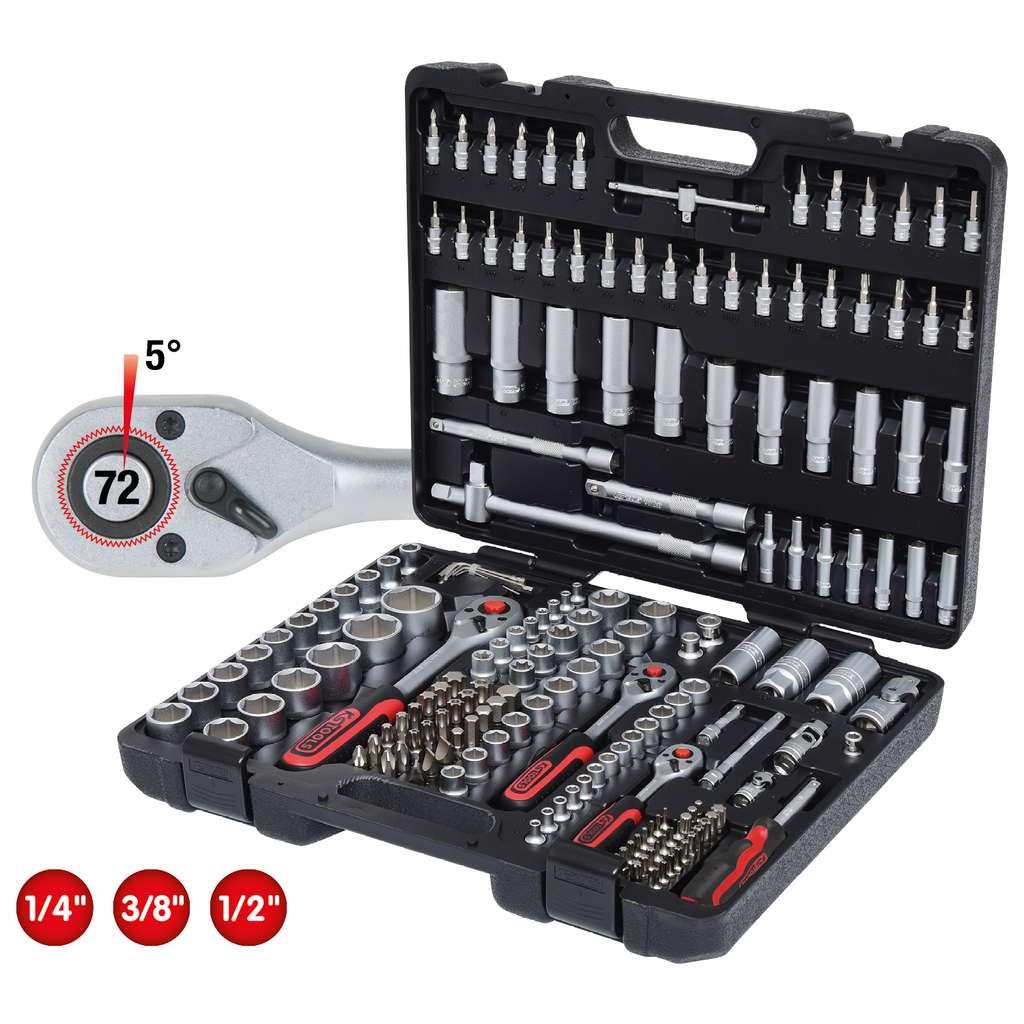17 mm KS Tools 917.1217 Hexagonal CLASSIC l = 38 mm 1//2