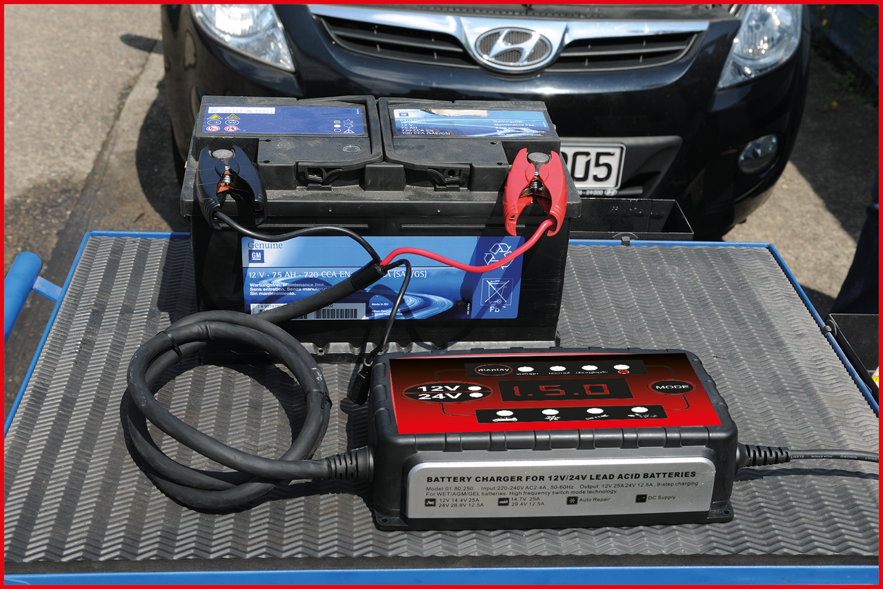Charge Batteries Safely By Ks Tools Press Reports News Switching Charger For Car Sealed Leadacid Vrla Smartcharger Regular Use Highly Convenient Charging Equipment At A Moderate Price On Board Voltage With Battery Removed