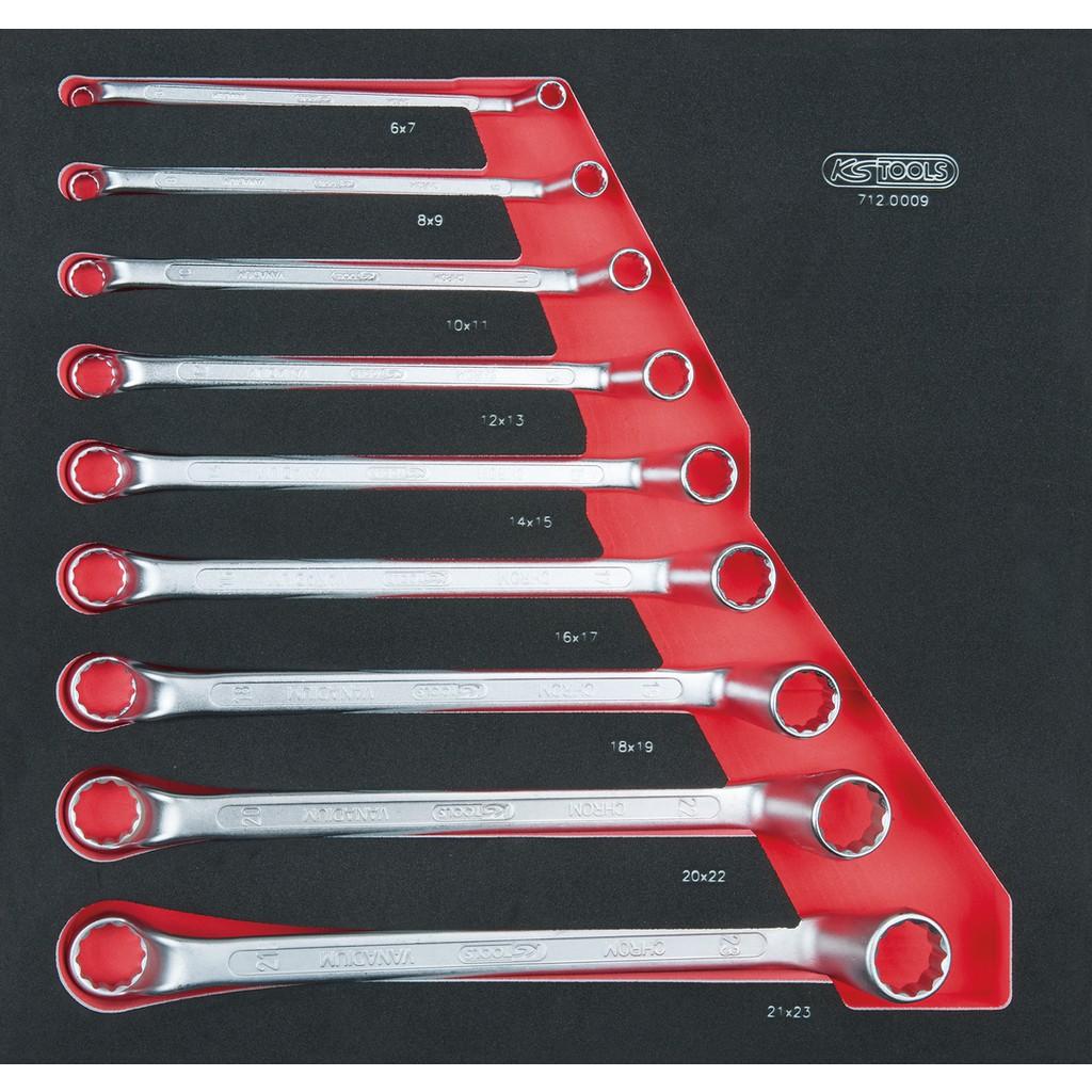 KS Tools 517.0813 20 x 22 mm, doble boca Llave de estrella