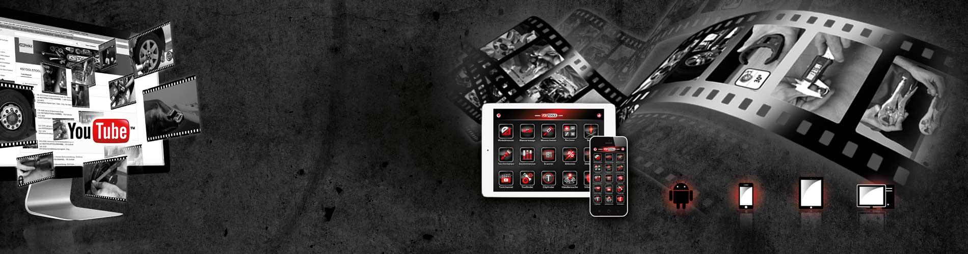 app | media | service | ks tools werkzeuge - maschinen gmbh